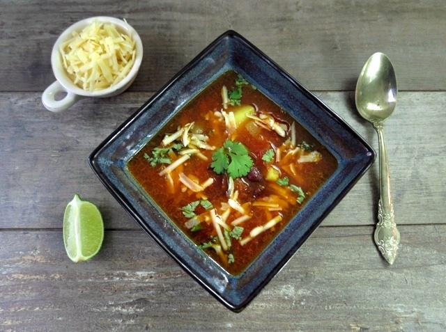 Zupa meksykańska z niejednego garnka 1nt