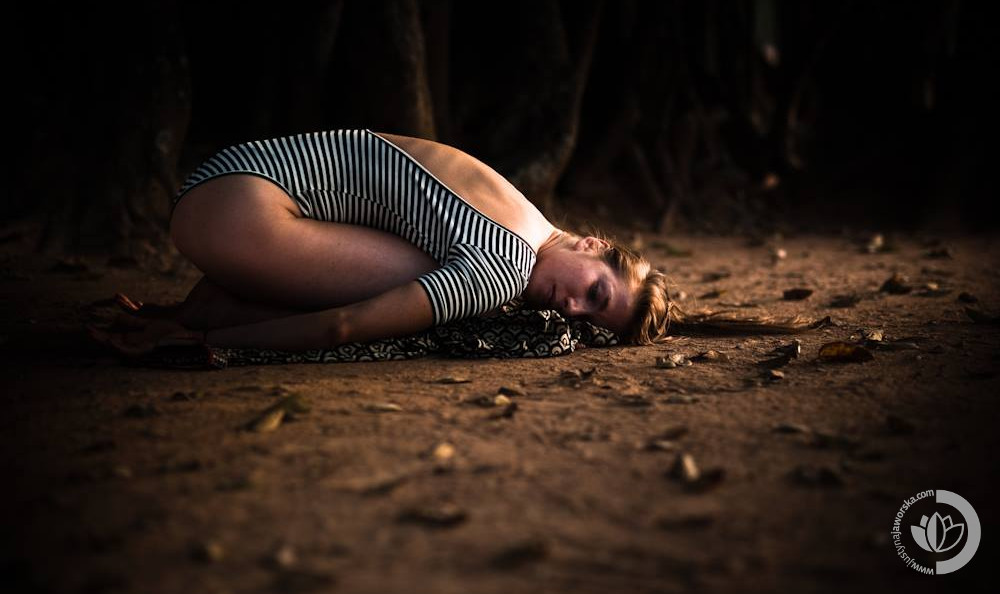 joga na jesienną depresję fot. Justyna Jaworska http://www.justynajaworska.com/