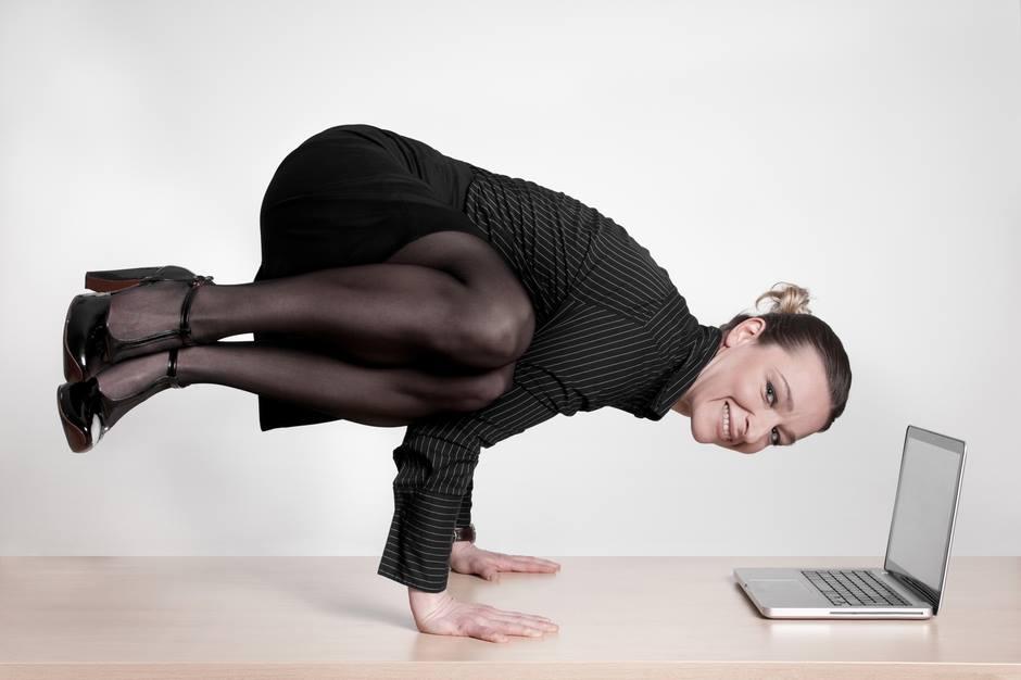 joga, stres, oddech, relaks, zdrowie