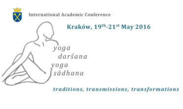 joga konferencja International Academic Conference Kraków Uniwersytet Jagielloński