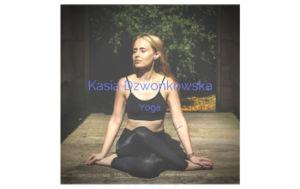 Kasia Dzwonkowska joga Brwinów Leszno Żyrardów