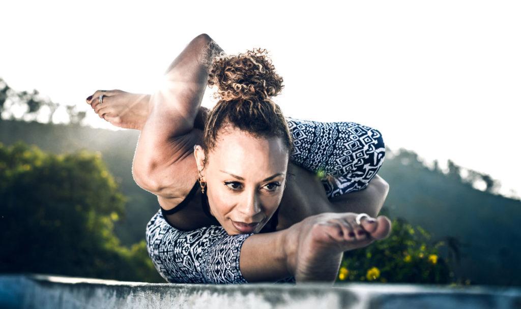 Laruga Glaser, wywiad Marka Łaskawca, joga pomaga poradzić sobie ze zmieniającym się światem
