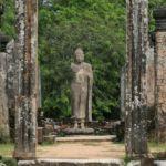 Podróż na Sri Lankę, Polonnaruwa Latha Mandapaya – stupa w Polonnaruwie