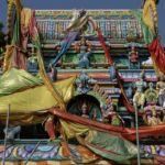 podróż na Sri Lankę, Jaffna - hinduska świątynia