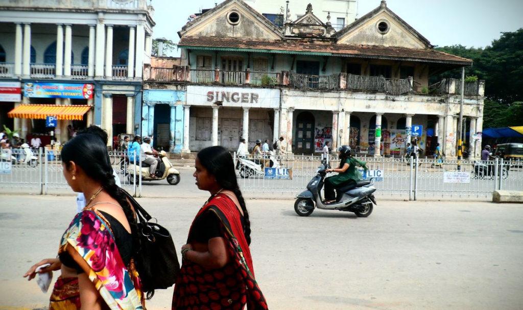 ulice Mysore