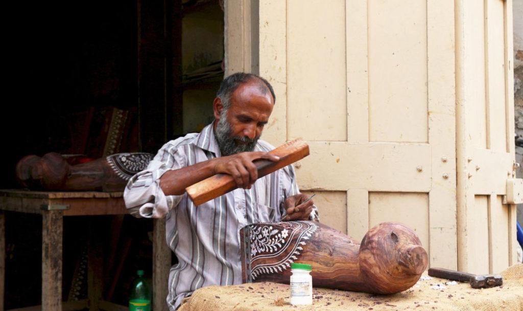 Mandi Mohalla, dzielnica muzułmańska
