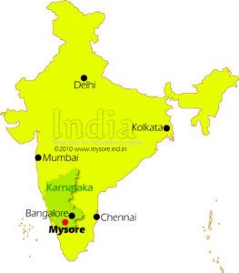 Mysore, Indie