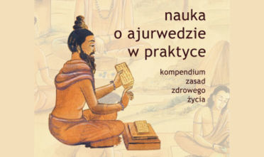 Nauka o ajurwedzie Acharya Balkrishna podręcznik ajurwedy
