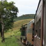 Podróżując pociągiem, Sri Lanka południowa
