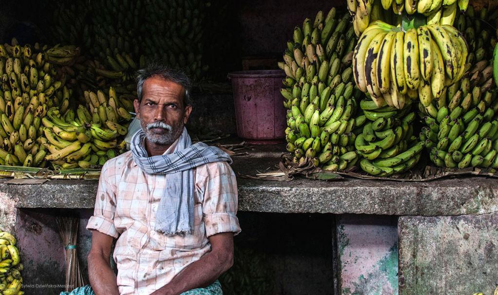 Mysore Kolory południowych Indii Ludzie