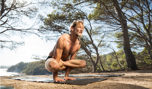 John Scott Warszawa Self Practice Week Astanga Yoga Studio 2017