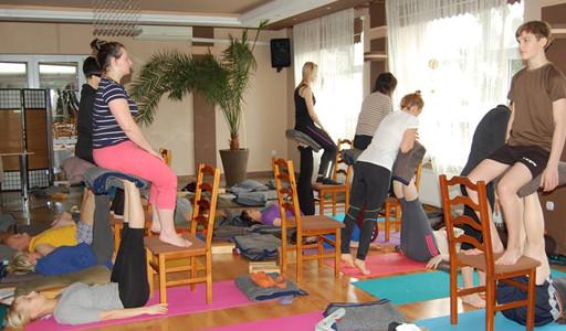 majówka z jogą - różne oblicza jogi