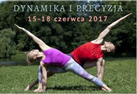 Rajszew Project Edyta Styczyńska Michał Kudzia dynamika i precyzja warsztat jogi