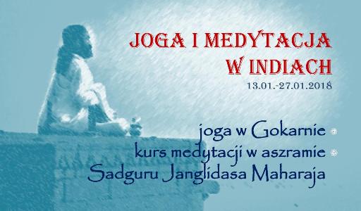 Shakti Szkoła Jogi Agnieszka Dołengiewicz joga i medytacja w Indiach