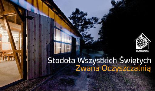 Marek Bednarski chillout z jogą Oczyszczalnia koło Warszawy