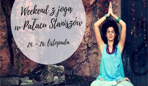 Sadhana Romek Grzeszykowski weekend z jogą jesień