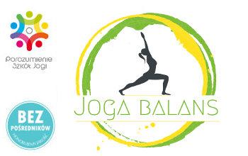 Joga Balans szkoła jogi w Wilanowie i Powsinie