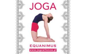 equanimus joga szkoła jogi wilanów warszawa