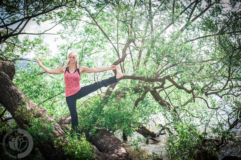 joga, zdrowie, wiosna