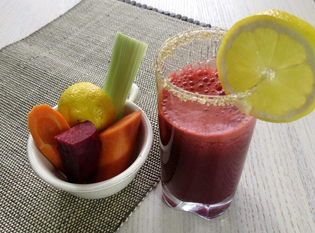 sok z buraka i marchewki