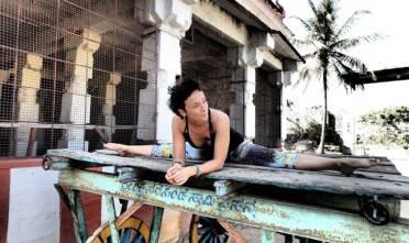 joga, zdrowie, Indie