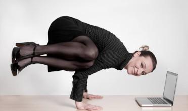 joga dla zapracowanych joga na stres