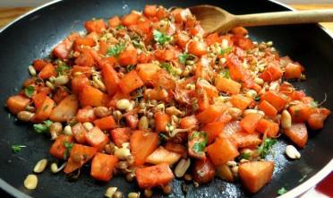 joga, kuchnia indyjska, wege, wegetarianizm