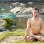 relaksujący oddech joga pranayama