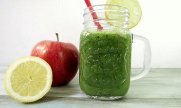 joga, zdrowie, smoothie, napój Shreka