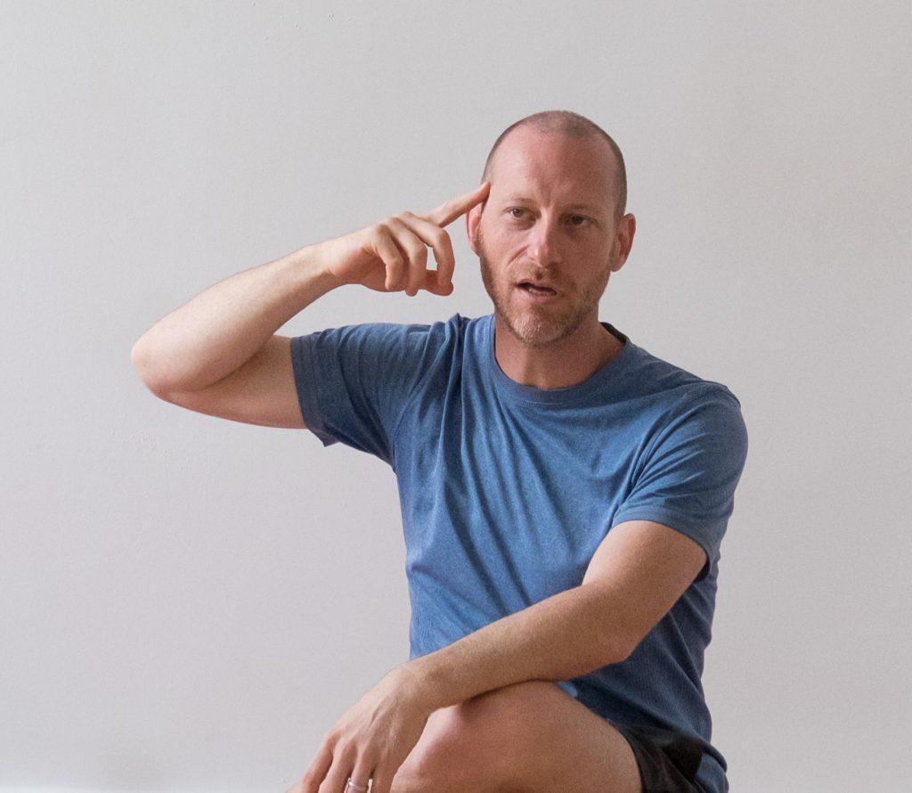 David Keil podczas warsztatów w AYS, fot. Artur Wiśniewski