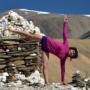 joga, Ewa Wardzała, joga Kraków, joga w Indiach, PUna, Indie, taniec indyjski
