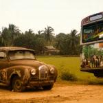 podróż na Sri Lankę, Jaffna - ulice Sri Lanki