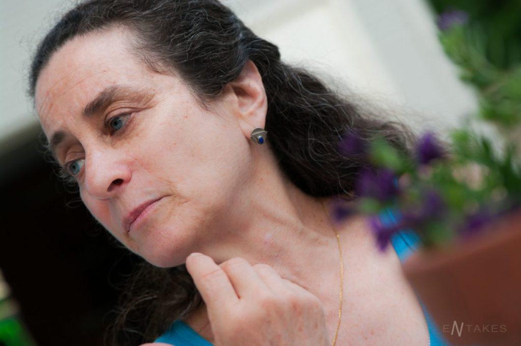 Lois Steinberg, fot. Natasza Moszkowicz