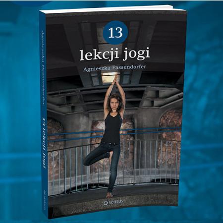 13 lekcji jogi, Agnieszka Passendorfer