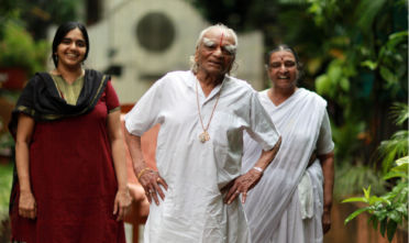 98 rocznica urodzin BKS Iyengara