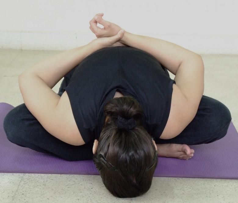 Yoga mudra na odporność
