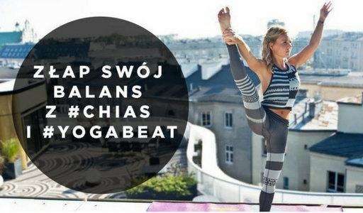 Chias i Yoga Beat darmowy trening