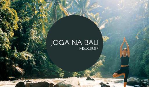 Relaksmisja joga w Indonezji Bali Gili jesień 2017