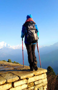 joga i trekking w Nepalu