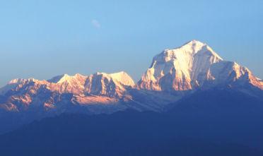 joga himalaje szczęśliwe kobiety trekking w Nepalu