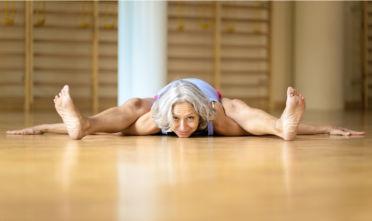 joga dla zaawansowanych Joanna Jedynak