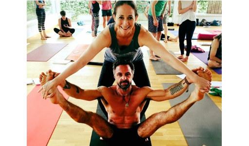 joga balans warszawa wilanów Powsin Yoga Chikitsa terapeutyczne techniki ashtanga jogi Manju Jois