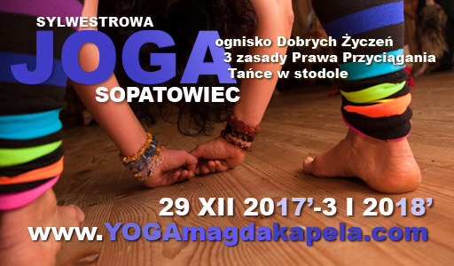 yoga magda kapela Sylwestrowa joga w Sopatowcu 2017-2018