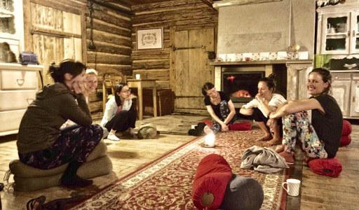 joga balans warszawa wilanów Powsin krąg kobiet kręgi kobiet warsztaty