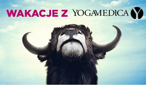 Yoga Medica: Kręgosłup wolny od bólu wakacyjny wyjazd wakacje z jogą 2018 (k. Puszczy Białowieskiej) Bartosz Niedaszkowski