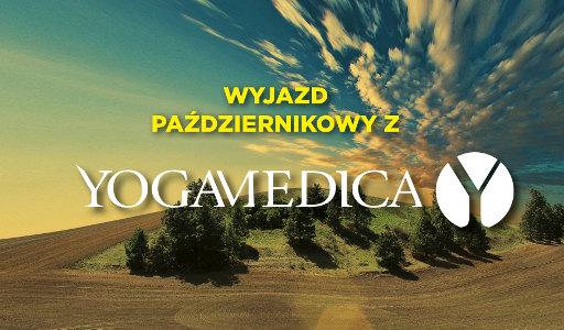Yoga Medica: Kręgosłup wolny od bólu jesienny wyjazd 2018 (k. Puszczy Białowieskiej) Bartosz Niedaszkowski