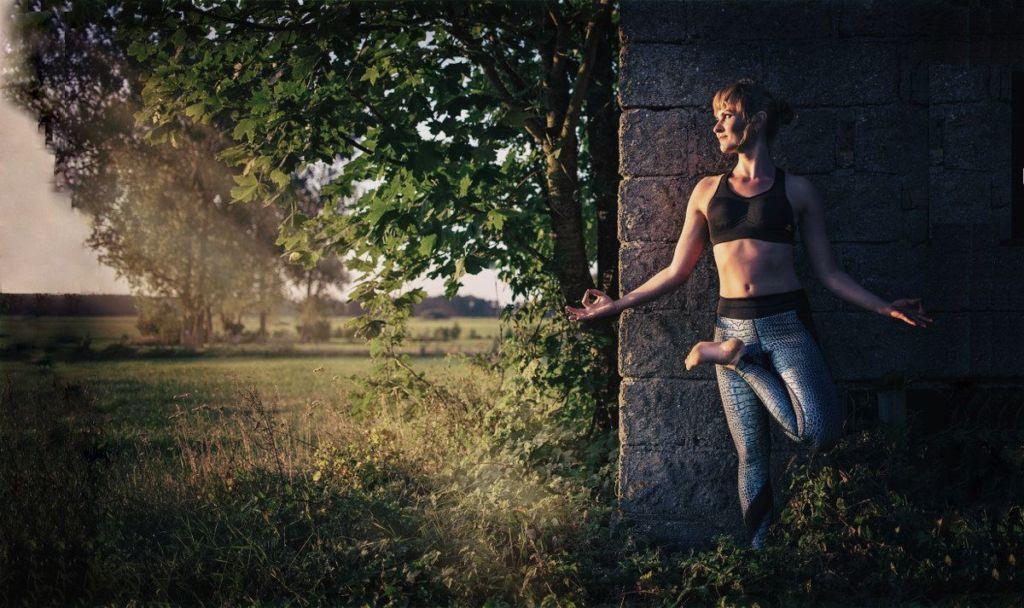 Poczuj wiosnę! energetyczna sesja jogi