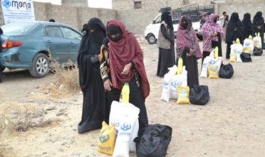 jemen otrzymał waszą pomoc dziękujemy za Waszą pomoc dla mieszkańców Jemenu