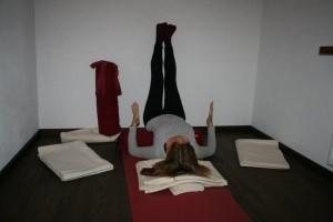 joga na stres, joga relaksacyjna