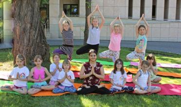 joga dla dzieci joga z dziećmi